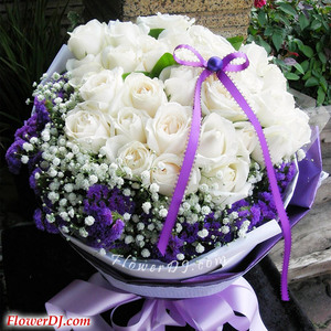 Ai867 Purple Sky Taiwan Florist Flower
