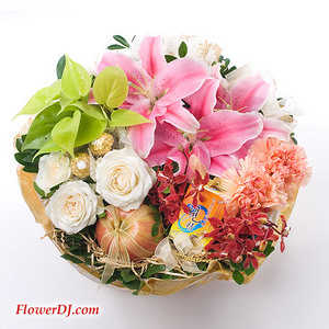 Ag022 Gratitude Taiwan Florist Flower